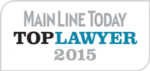Main Line Today Top Lawyer 2015