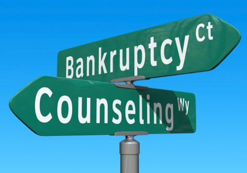 bankruptcy counseling