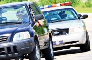 Oxford PA DUI Lawyers | car pulled over by police | Luongo Bellwoar LLP