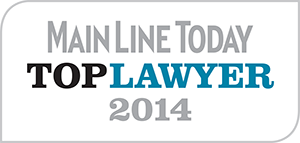 Main Line Today Top Lawyer 2014