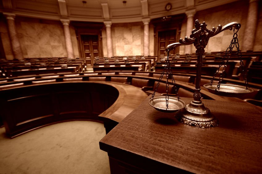 PA Civil Justice System Overview | Courtroom | Luongo Bellwoar LLP